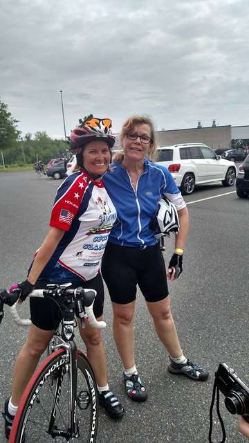 Their first 65 miles